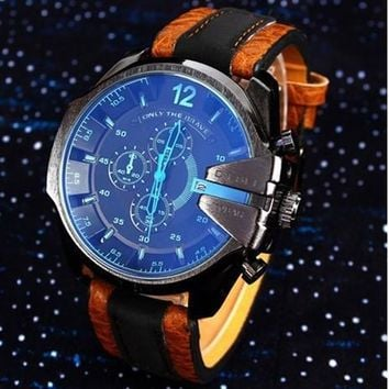 Trendy Good Price Awesome Stylish Gift Great Deal Designer's New Arrival Quartz Casual Style Watch [373444804637]