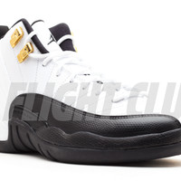 "air jordan 12 retro (gs) ""taxi 2013 release"" 