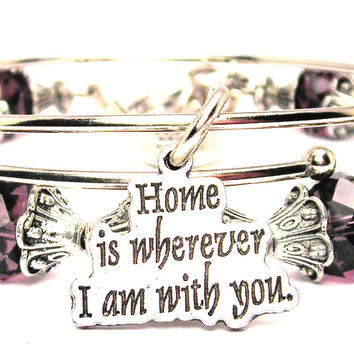 Home Is Wherever I Am With You 2 Piece Collection