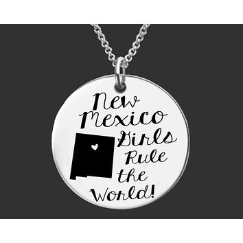 New Mexico Girls Jewelry | New Mexico State