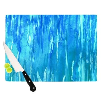 "Rosie Brown ""Wet & Wild"" Cutting Board"