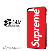Supreme DEAL-10398 Apple Phonecase Cover For Iphone 6/ 6S Plus