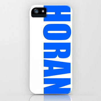 Niall Horan iPhone & iPod Case by acid&pizza