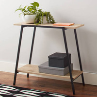 Mainstays Conrad Console Table, Assorted Colors - Walmart.com