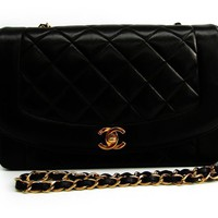 Chanel Neo Matrasse A02800 Women's Leather Shoulder Bag Black BF312174