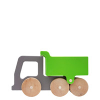 Dump Truck Push Toy - Manny and Simon