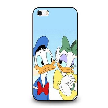 DONALD AND DAISY DUCK Disney iPhone SE Case Cover