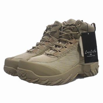 Military army Boots new outdoor tactical combat boots desert military boots special fo
