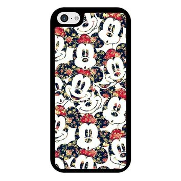 Mickey Mouse Wallpaper iPhone 5/5S/SE Case