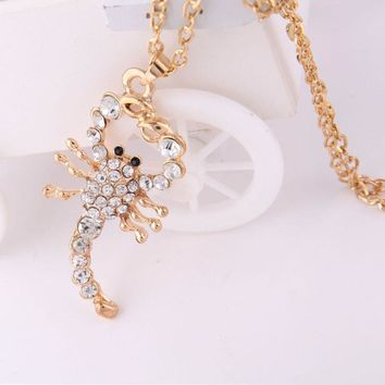 Stylish Punk Strong Character Chain Accessory Creative Sweater [6049344321]