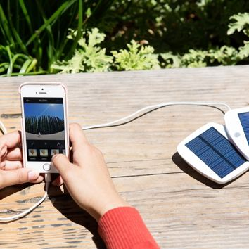 The Solio Sun Powered Charger - The Photojojo Store!