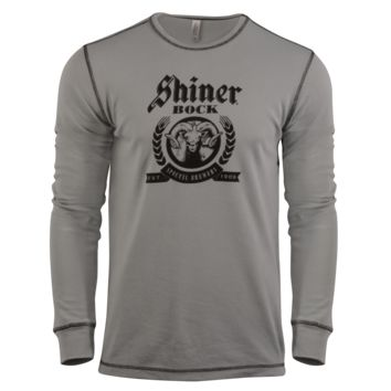 Shiner Bock Ram Long-sleeved Thermal