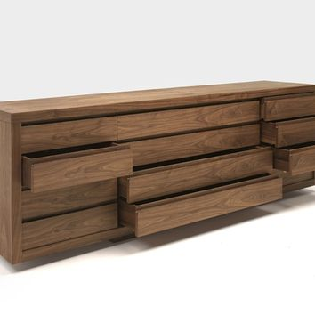 WOODEN CHEST OF DRAWERS KYOTO | CHEST OF DRAWERS | RIVA 1920