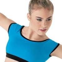 Cap Sleeve Crop Top - Balera