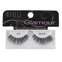 Ardell Glamour Lashes 113-Black