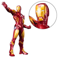 MARVEL COMICS IRON MAN MARVEL NOW RED COLOR VARIANT ARTFX+ STATUE