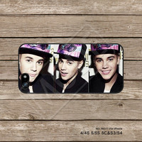 Justin bieber iPhone5s Case iPhone 4 case iPhone 5C Case iPhone5 Case Galaxy iPhone Case Samsung Galaxy s3 Galaxy s4 - M5177