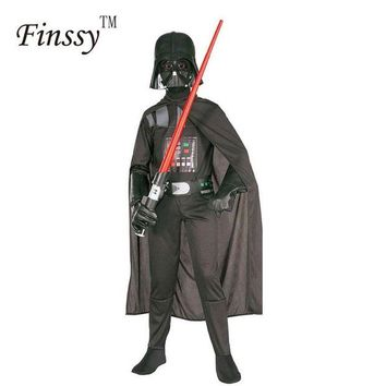 LMFMS9 Star Wars Darth Vader Costume for Kids