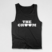 Bachelor Party Tank Groom Tank Top Groom To Be Gift From Bride Wedding Tank Wedding Party Gift Bachelor Tank Groom Outfit The Groom - SA1118