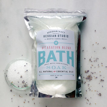 Relaxation Blend Bath Soak