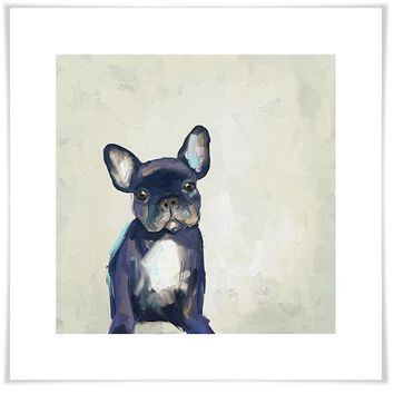 Best Friend - Frenchie Pup Wall Art