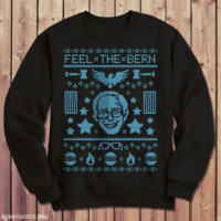 Feel The Sweater Bernie!