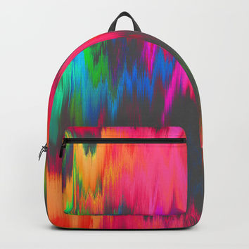 Rainbow Sweat Backpack by J.Lauren