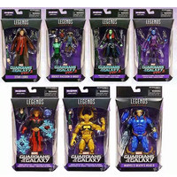 Guardians Of The Galaxy Marvel Legends Wave 2 Sealed Case Of 8