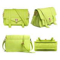 Neon Cambridge Satchel — FashionForever