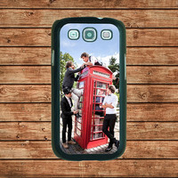 Samsung Galaxy S3 case--One Direction Take Me Home,in plastic hard case,black or white or clear color