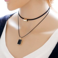 Chocker Pendant Jewelry