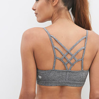 Medium Impact - Crisscross Back Sports Bra