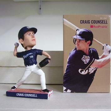 Craig Counsell Bobblehead