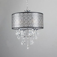 Wellyer WY8801 Mineva 4 Light Chandelier