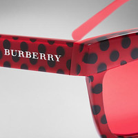Wave Dot Sunglasses