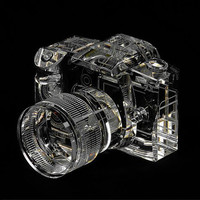 Fotodiox Canon 7D Crystal 2/3 Replica | Cool Material