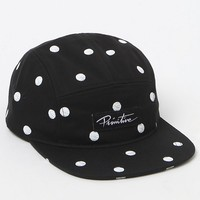 Primitive Skribble Dots 5 Panel Hat - Mens Backpack - Black - One