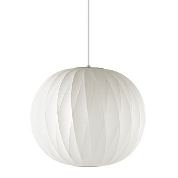 Bubble Ball Criss Cross Pendant Lamp - Reproduction | GFURN