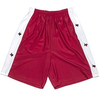 TX College Station Shorts in Maroon by Krass & Co. - FINAL SALE