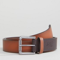 Original Penguin Leather Casual Jeans Belt at asos.com