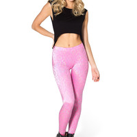Wallpaper Princess Pink Leggings