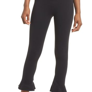 Beyond Yoga Frill Seeker High Waist Leggings | Nordstrom