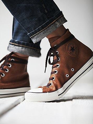 Converse Womens Vintage Leather Travel from Free People 3ec72d0ee6be