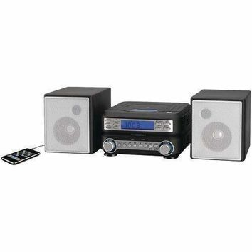 Gpx Horizontal Am And Fm And Cd Player (pack of 1 Ea)