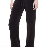 Juicy Couture Mar Vista Velour Track Pants | Nordstrom