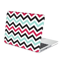 Hard Case Print Frosted (Chevron Pattern) for 13 Macbook Pro with Retina Display