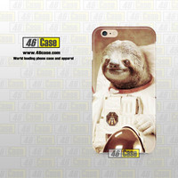 Astronaut Sloth iPhone Case Cover Series