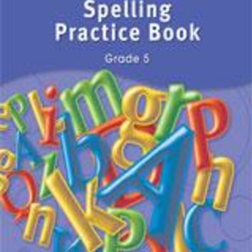 Storytown Spelling Practice Book Teacher Edition Grade 5