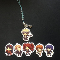 Persona 4 Charms