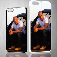 vin diesel fast and furious 7 X0829 iPhone 4S 5S 5C 6 6Plus, iPod 4 5, LG G2 G3 Nexus 4 5, Sony Z2 Case